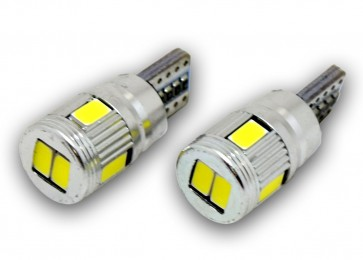 T10 / W5W Can-Bus Power LED set