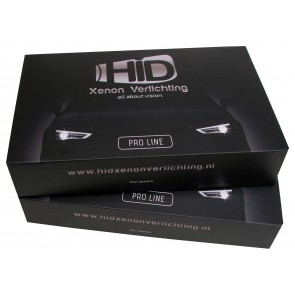 Bi-Xenon H4 Kit Pro CAN-BUS