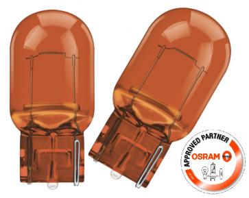 Osram W3x16d WY21WT20 (7504 Oranje)