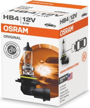 osram hb4 halogeen lamp 9006