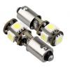 BA9S / H6W Stadslicht CAN-BUS LED set