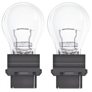 Osram P27W W2,5x16D halogeen lampen set
