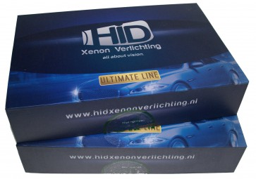 HID Xenon Kit H15 Ultimate Line