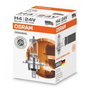 Osram H4 Halogeen 24V ORIGINAL LINE (64196) P43t 70W