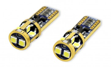 T10/W5W Can-Bus Gold LED set