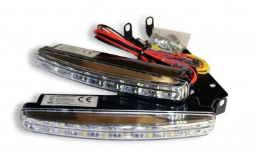 Dagrijverlichting 8 LED Set