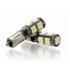 BA9S / H6W Stadslicht 9 SMD CAN-BUS LED set