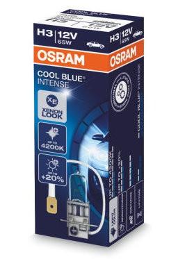 Osram Cool Blue Intense H3 Halogeen Lamp PK22s (64151CBI)