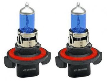 H13 Xenon Look Lampen Set
