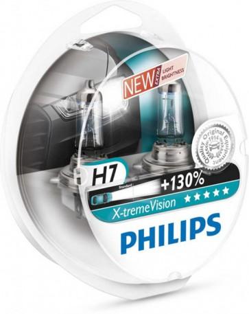 H7 Philips X-treme Vision 130%