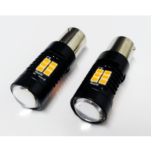 BAU15S / PY21W Can-Bus LED set 24 Volt