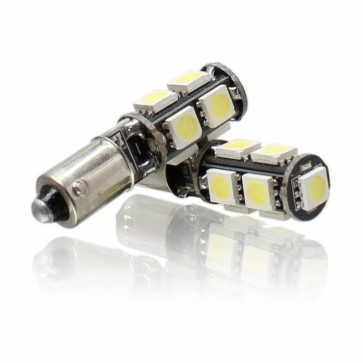BAX9S Stadslicht 9 SMD can-bus LED set
