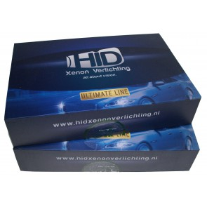 HID Bi-Xenon Kit H4 Ultimate Line