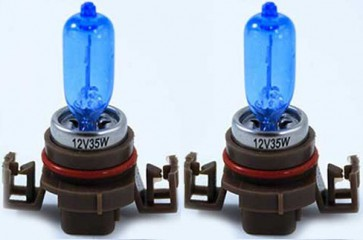 H16 Xenon Look Lampen Set