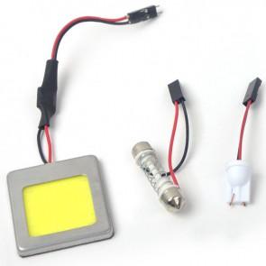 Plakbare C5W en T10 / W5W 24SMD LED Lamp