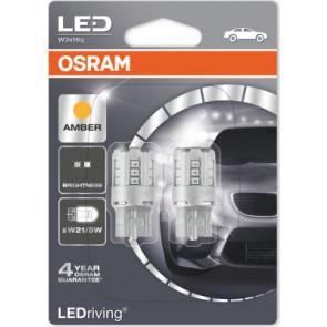 Osram LED Retrofit Oranje W21/5W T20 (7715YE-02B)