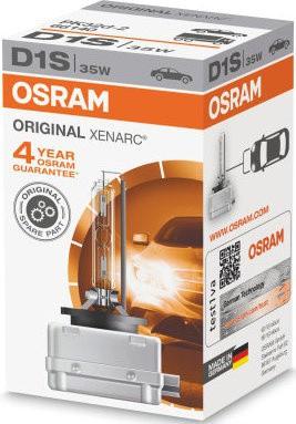 Osram Xenarc D1S Xenon Lamp (66140)
