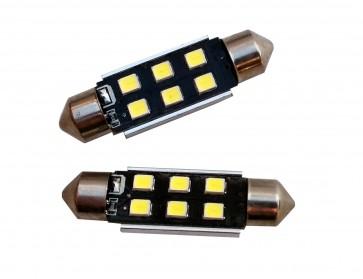 LED Kenteken- en Binnenverlichting 37mm C5W set