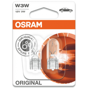 Osram W3W halogeen lamp