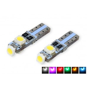 T5 / W2x4.6d W2.3 LED set CANBUS