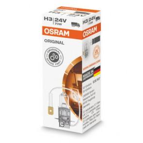 Osram H3 Halogeen 24V ORIGINAL LINE (64156) PK22S 70W