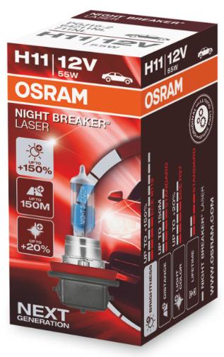 Osram Nightbreaker Laser Next H11 (64211NL)