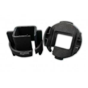 Kia Rio Adapter H7 lens