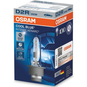 Osram D2R Xenarc Cool Blue Intense (66250CBI)