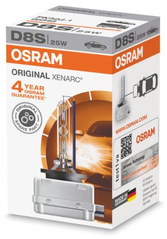 Osram XENARC® D8S Xenon Lamp (66548)