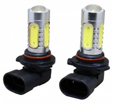HB3 COB Mistlamp LED set