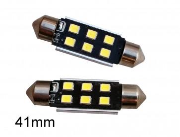 LED Kenteken- en Binnenverlichting 41mm C10W set