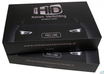 Pro Can-Bus Xenon Kit D-Fittingen (originele xenon)