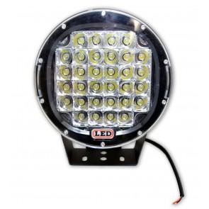 LED verstraler 96W CREE Power (Zwart)(Voor vrachtwagen, Tractor, etc.)