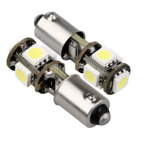 BA9S / H6W Stadslicht CAN-BUS LED set