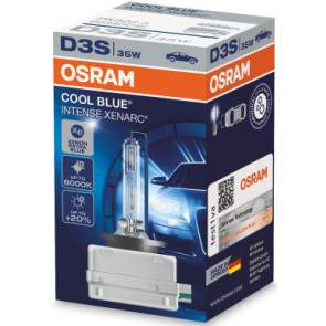 Osram D3S Xenarc Cool Blue Intense (66340CBI)
