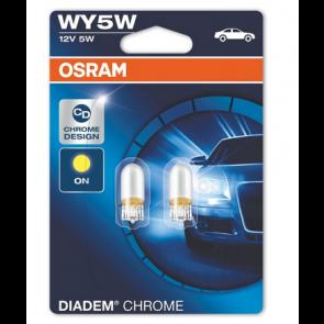 Osram WY5W diadem chrome (2827dc-02B)