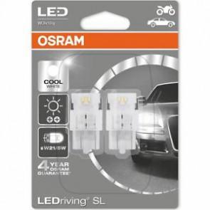OSRAM LED W21/5W T20 (7716CW-02B)