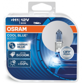 Osram Cool Blue Boost H1 Halogeen Lamp (62150CBB-HCB)