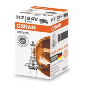 Osram H7 Halogeen 24V ORIGINAL LINE (64215) PX26d 70W