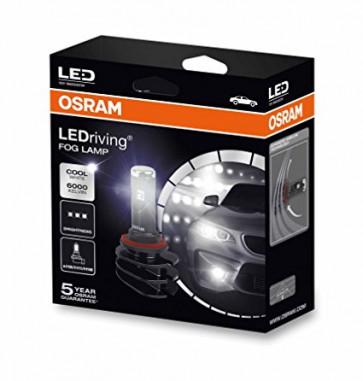 Osram LEDriving Mistlampen SET, Fitting: H8 - H11 –  H16
