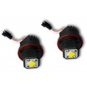 Cree 80w LED Angel Eyes E39-E53-E60-E61-E63-E64-E65-E66-E87-E83