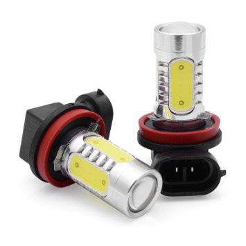 H8 Mistlamp COB LED set