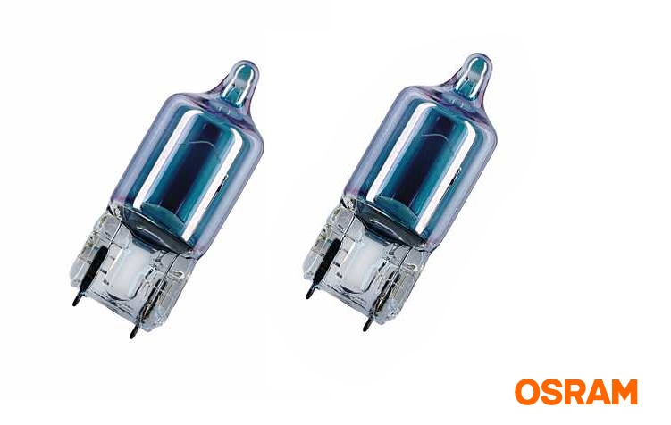 t10 / w5w osram cool blue intens lampje
